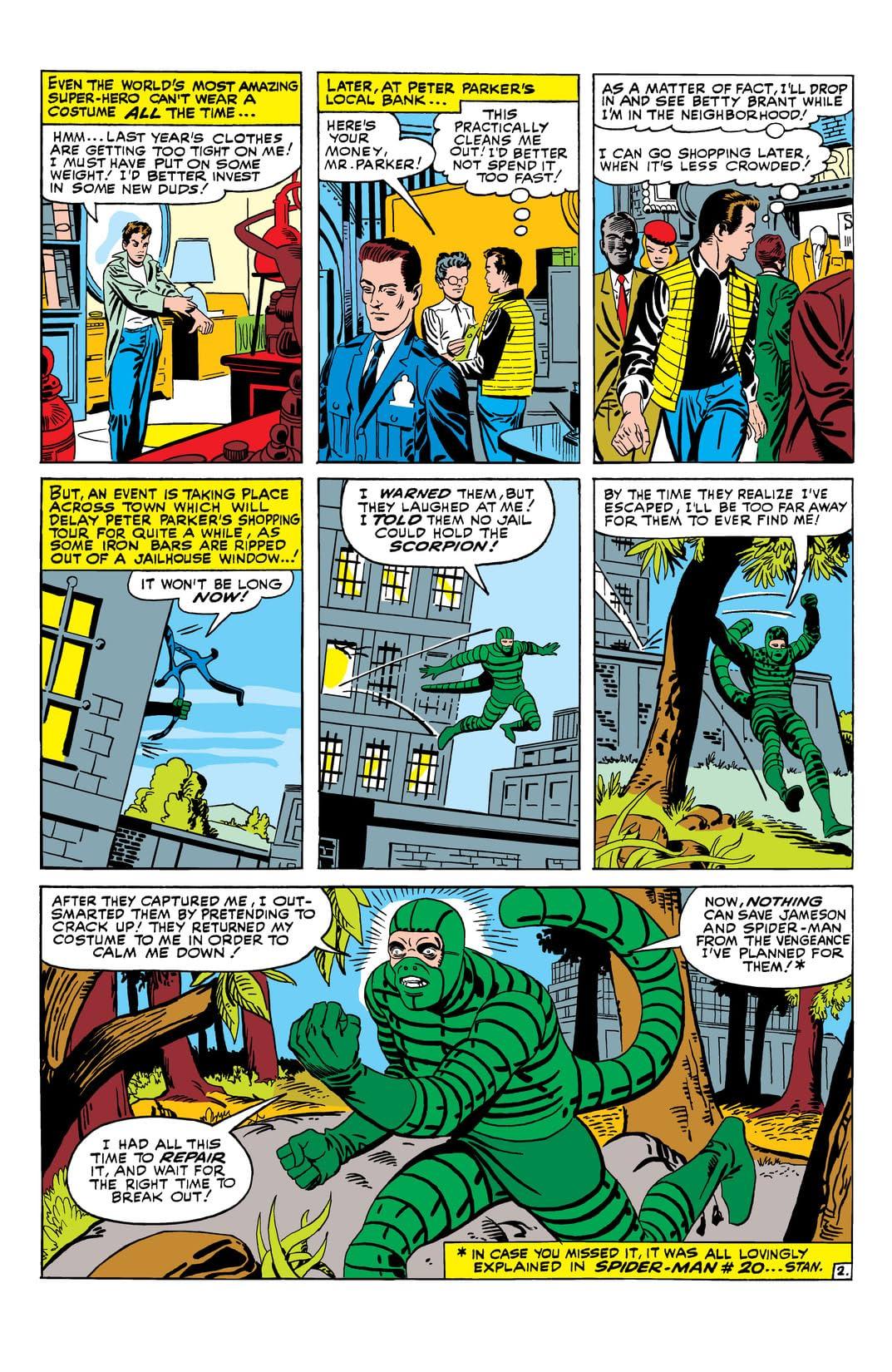 Amazing Spider-Man (1963-1998) #29