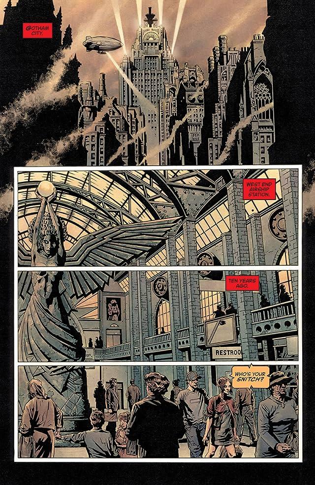 Batman/Deathblow: After the Fire #3 (of 3)