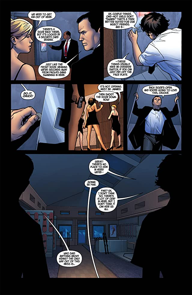 click for super-sized previews of Chuck #5