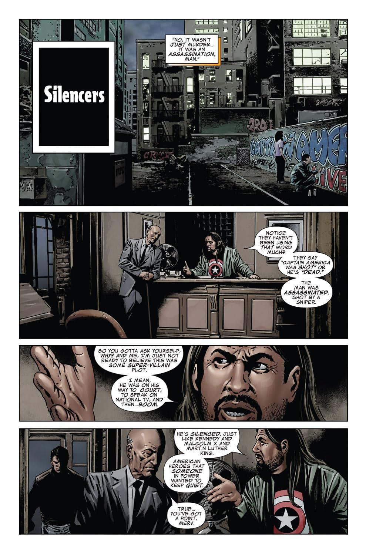 Captain America (2004-2011) #28