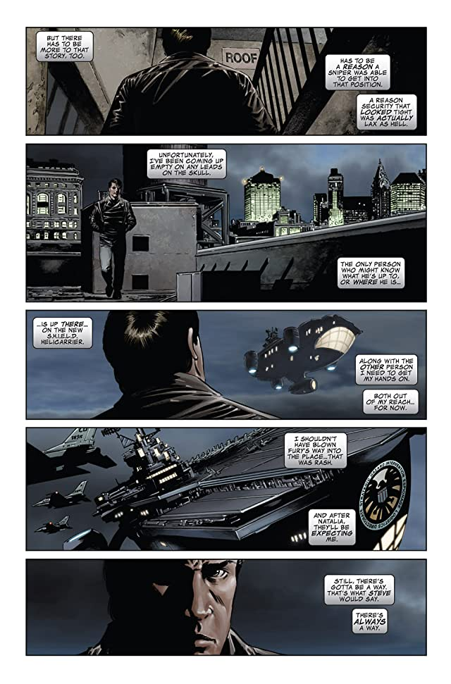 click for super-sized previews of Captain America (2004-2011) #28