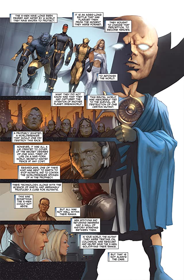 click for super-sized previews of What If? Astonishing X-Men #1