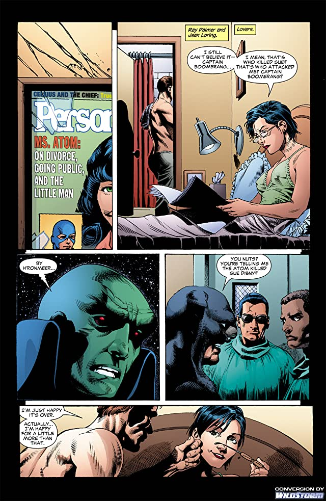 click for super-sized previews of Identity Crisis #7