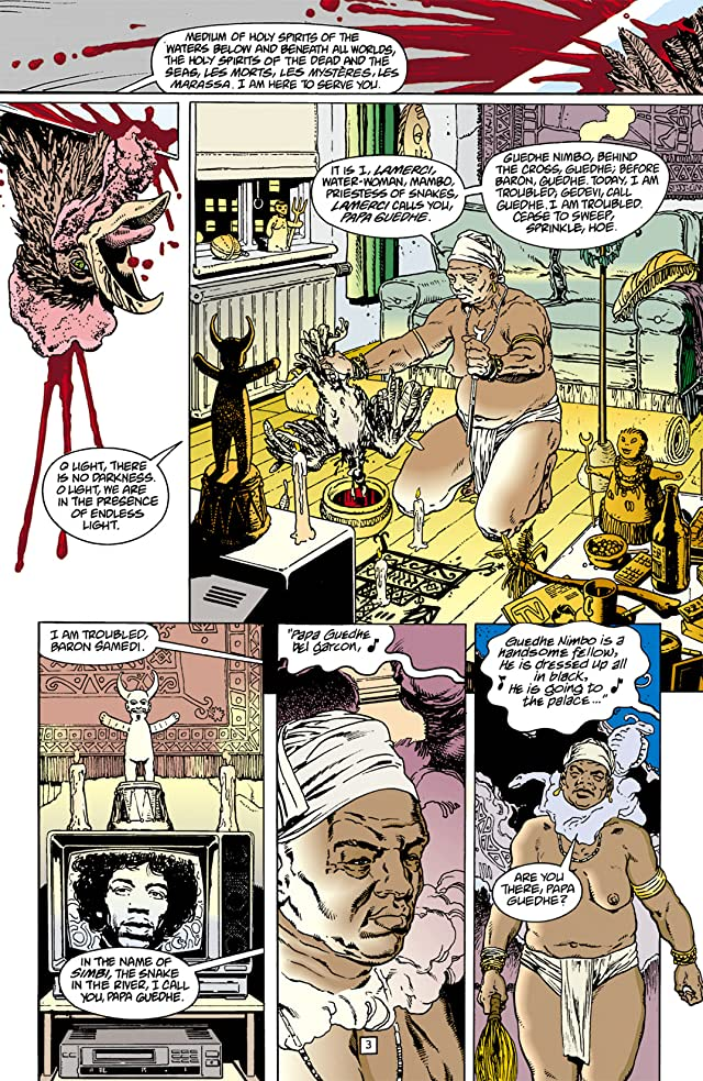 The Invisibles #10