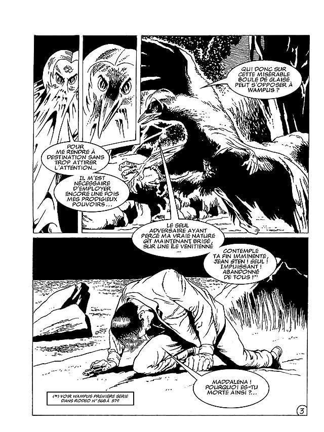 WAMPUS Vol. 8: Le Sacrement du Mal