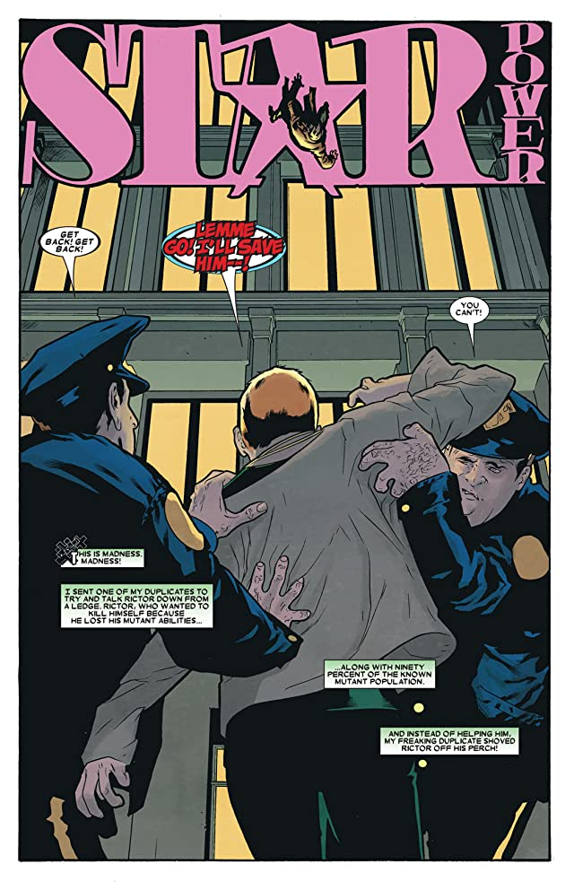 click for super-sized previews of X-Factor (2005-2013) #2