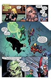 Justice League of America (2006-2011) #5