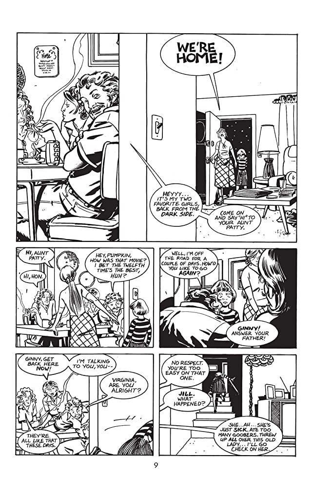 click for super-sized previews of Stray Bullets #2