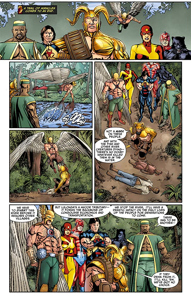 click for super-sized previews of JSA Kingdom Come: Magog