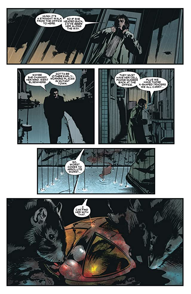click for super-sized previews of X-Factor (2005-2013) #5