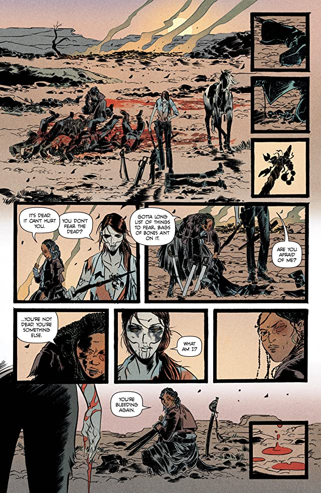 click for super-sized previews of Pretty Deadly #3