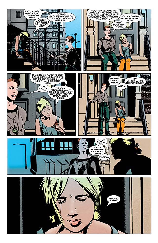 click for super-sized previews of X-Factor (2005-2013) #6