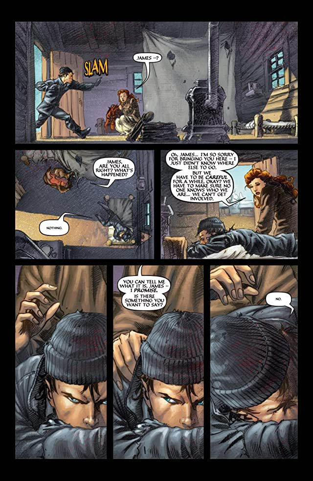 click for super-sized previews of Wolverine: Origin #4