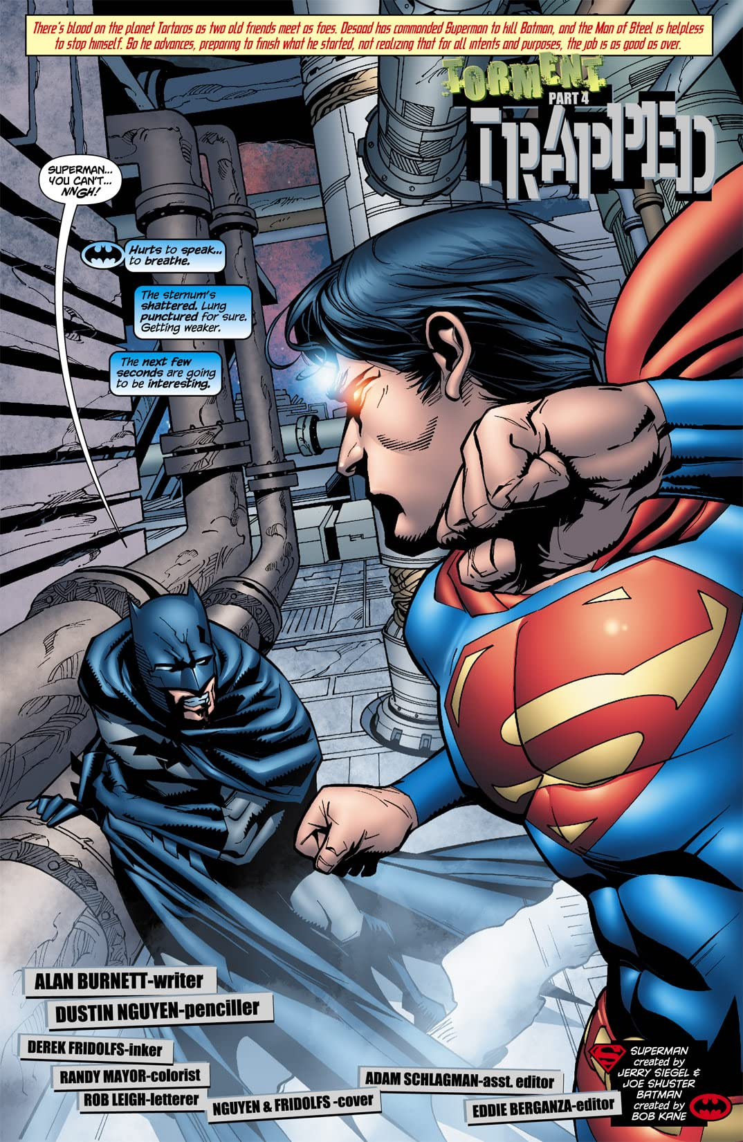 Superman/Batman #40