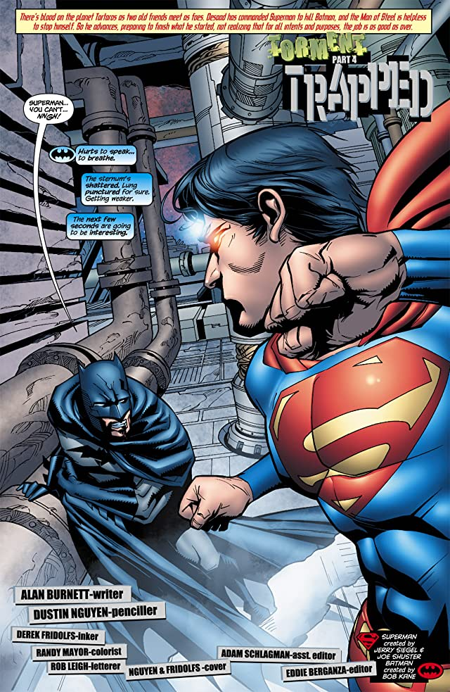 click for super-sized previews of Superman/Batman #40