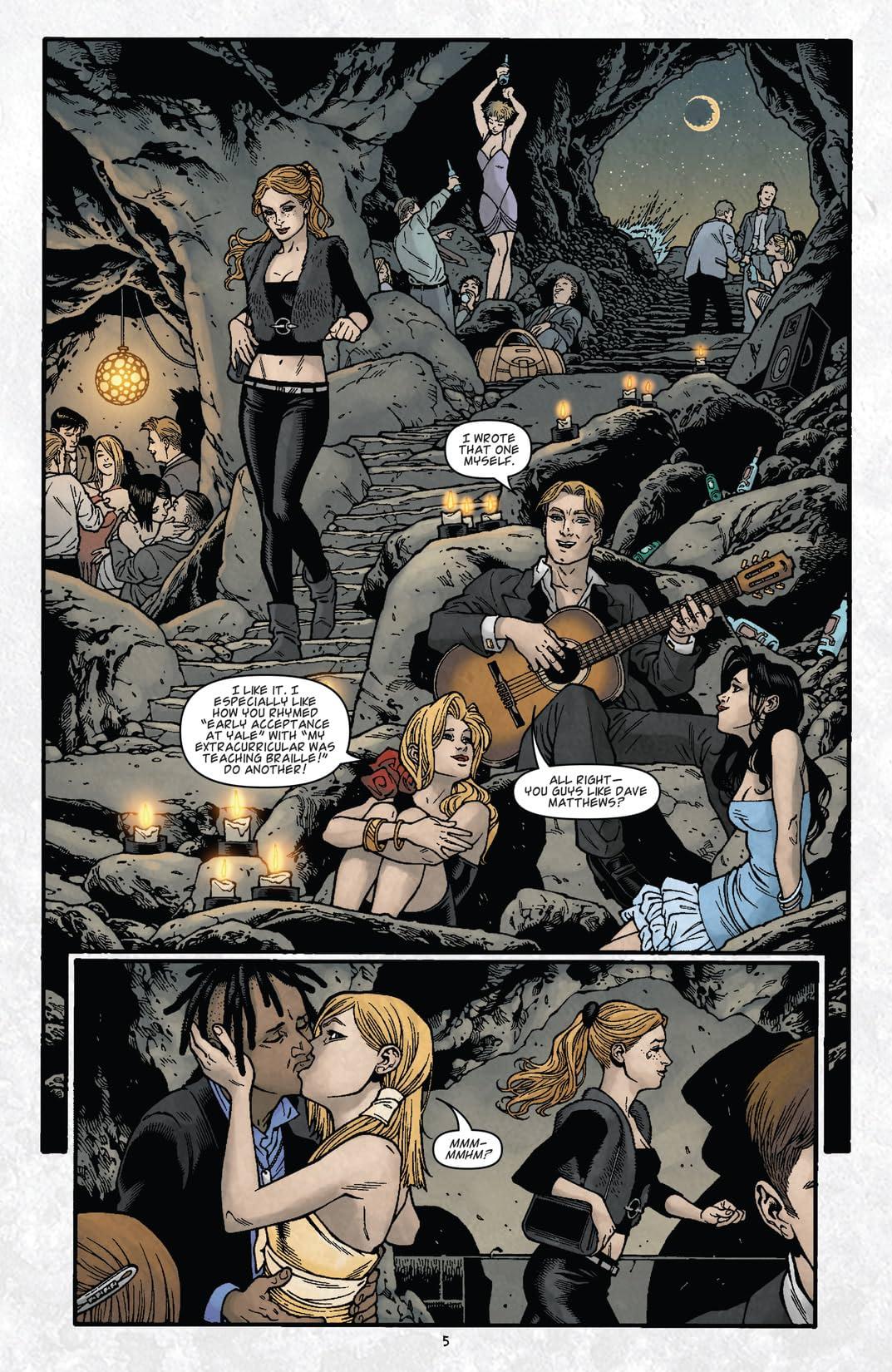 Locke & Key: Omega #4 (of 5)