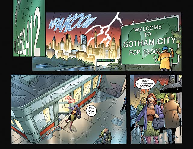 click for super-sized previews of Smallville: Alien #4