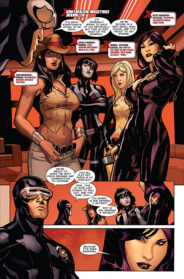 click for super-sized previews of Uncanny X-Men (1963-2011) #514