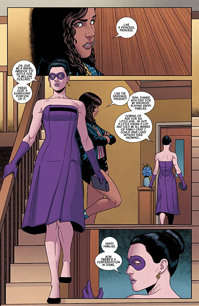 click for super-sized previews of Young Avengers (2013) #14