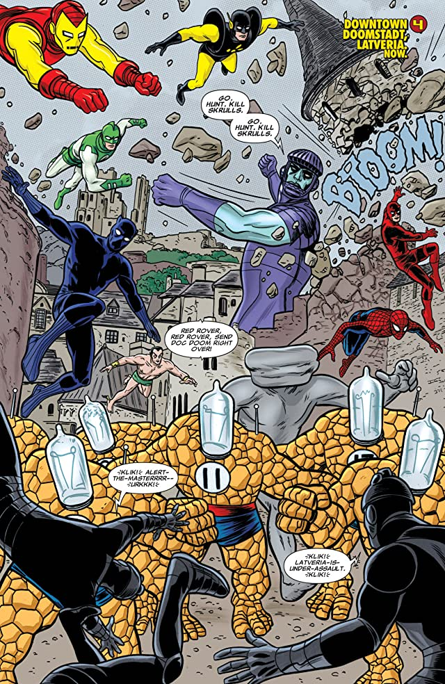 click for super-sized previews of FF (2012-2014) #15
