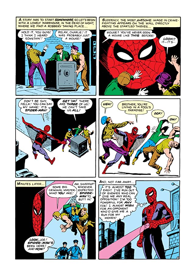 click for super-sized previews of Amazing Spider-Man (1963-1998) #3