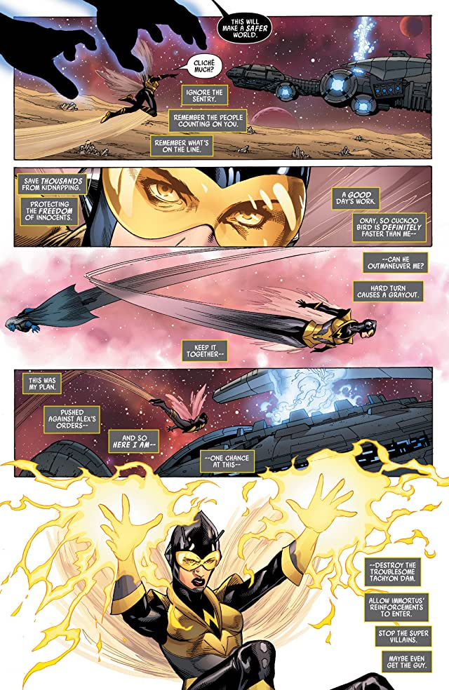 click for super-sized previews of Uncanny Avengers #15