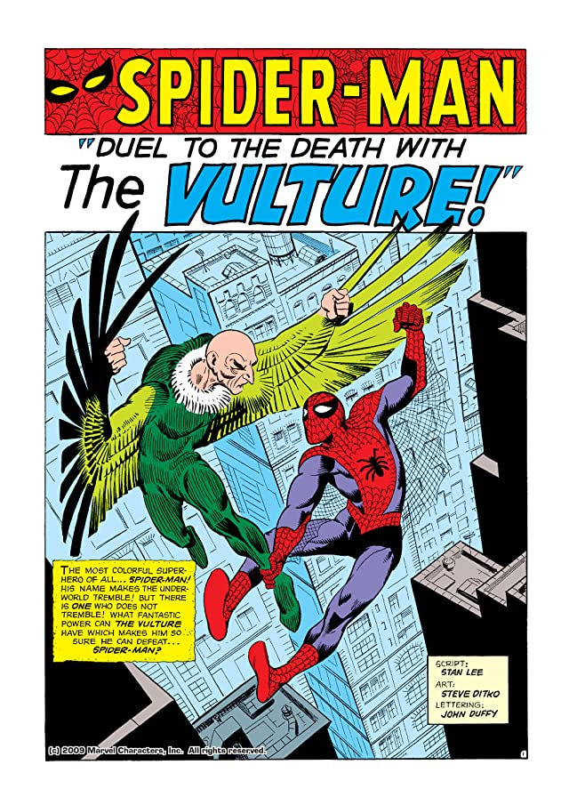 click for super-sized previews of Amazing Spider-Man (1963-1998) #2