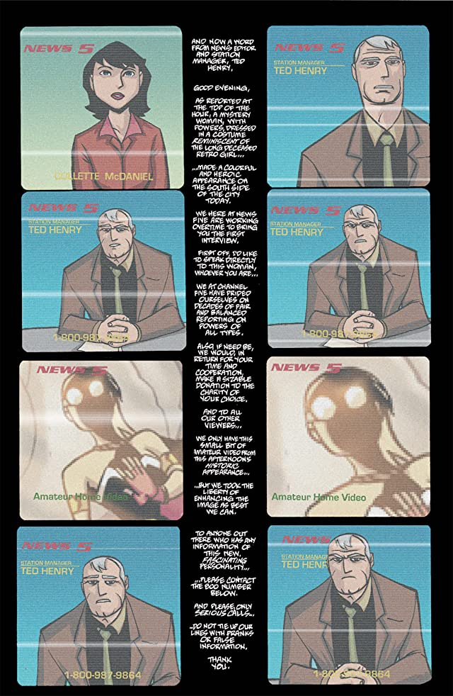 click for super-sized previews of Powers (2004-2008) #3