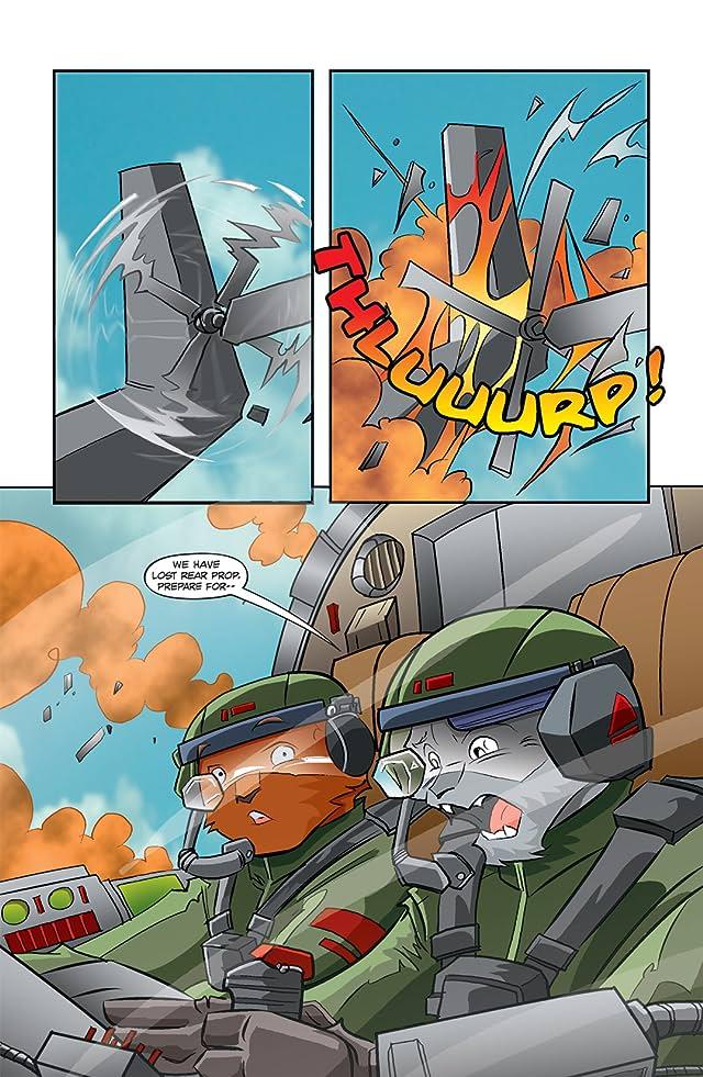 N-Guard #4 (of 4)