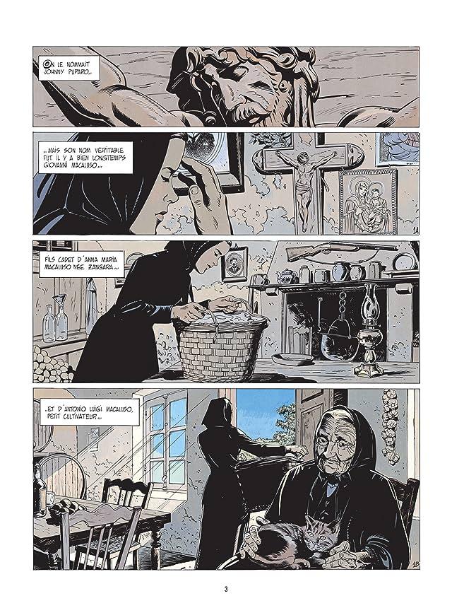 click for super-sized previews of De silence et de sang Vol. 1: La nuit du tueur de loups