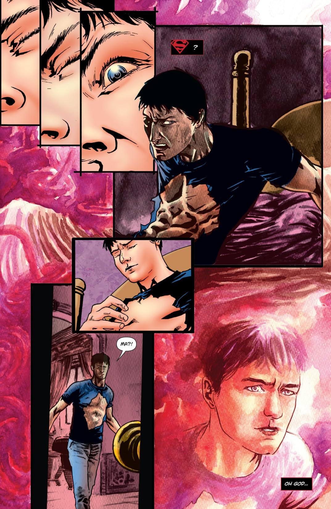 Superboy (2010-2011) #7