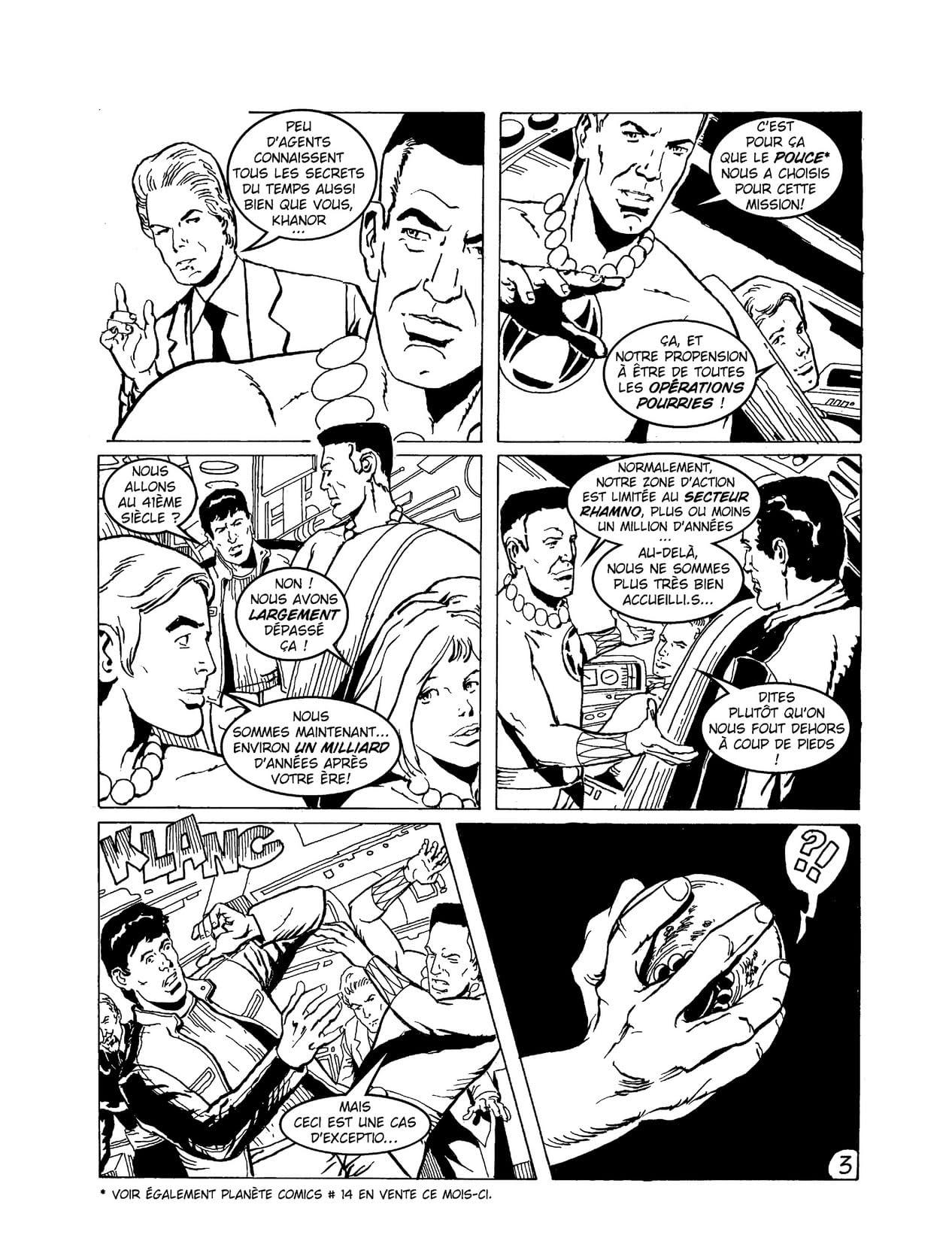 WAMPUS Vol. 11: La Fin des Temps