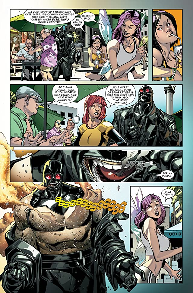 click for super-sized previews of X-Men (2010-2013) #1