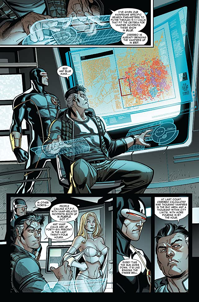 click for super-sized previews of X-Men (2010-2013) #4