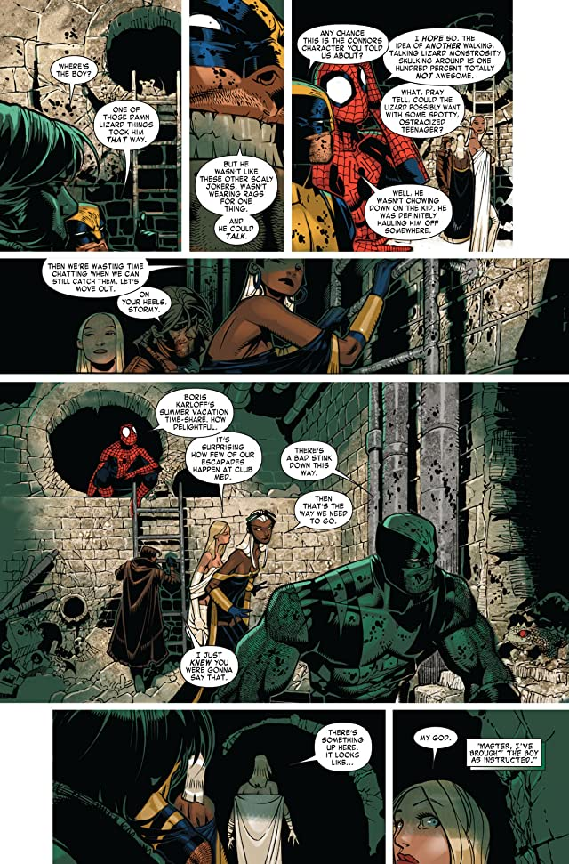 click for super-sized previews of X-Men (2010-2013) #9