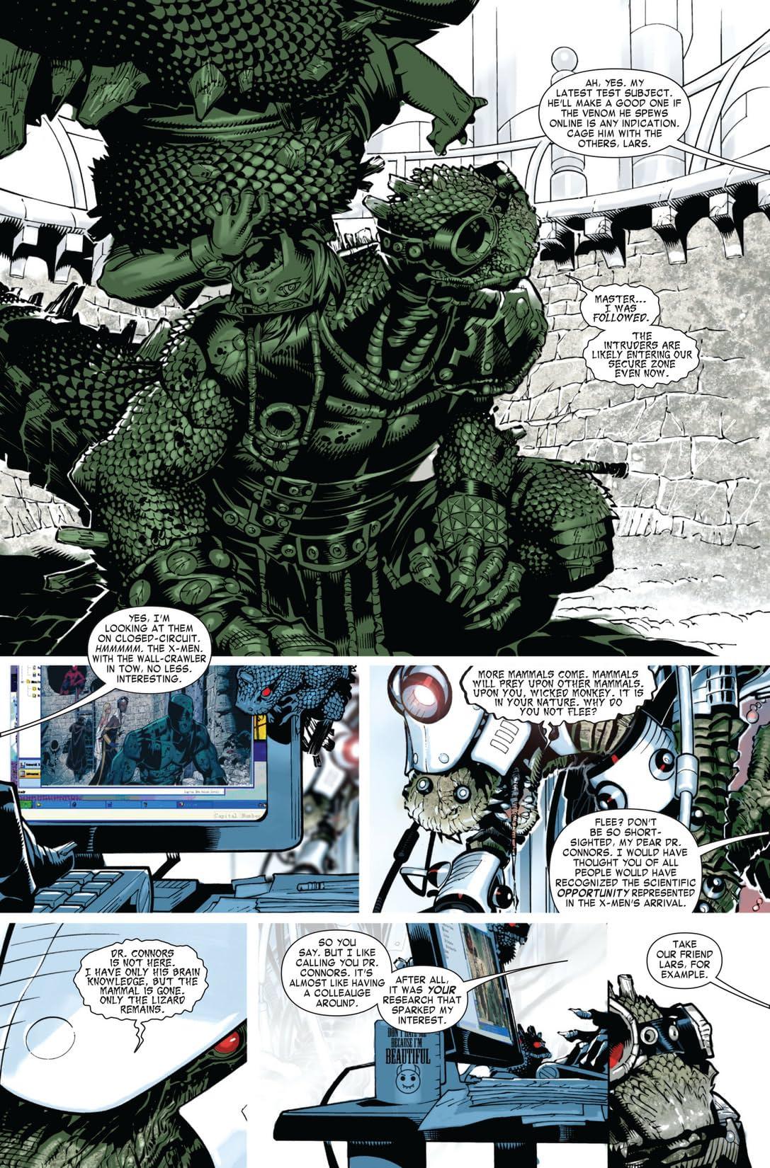 X-Men (2010-2013) #9