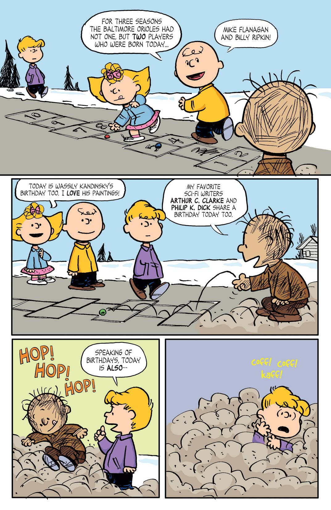 Peanuts Vol. 2 #14