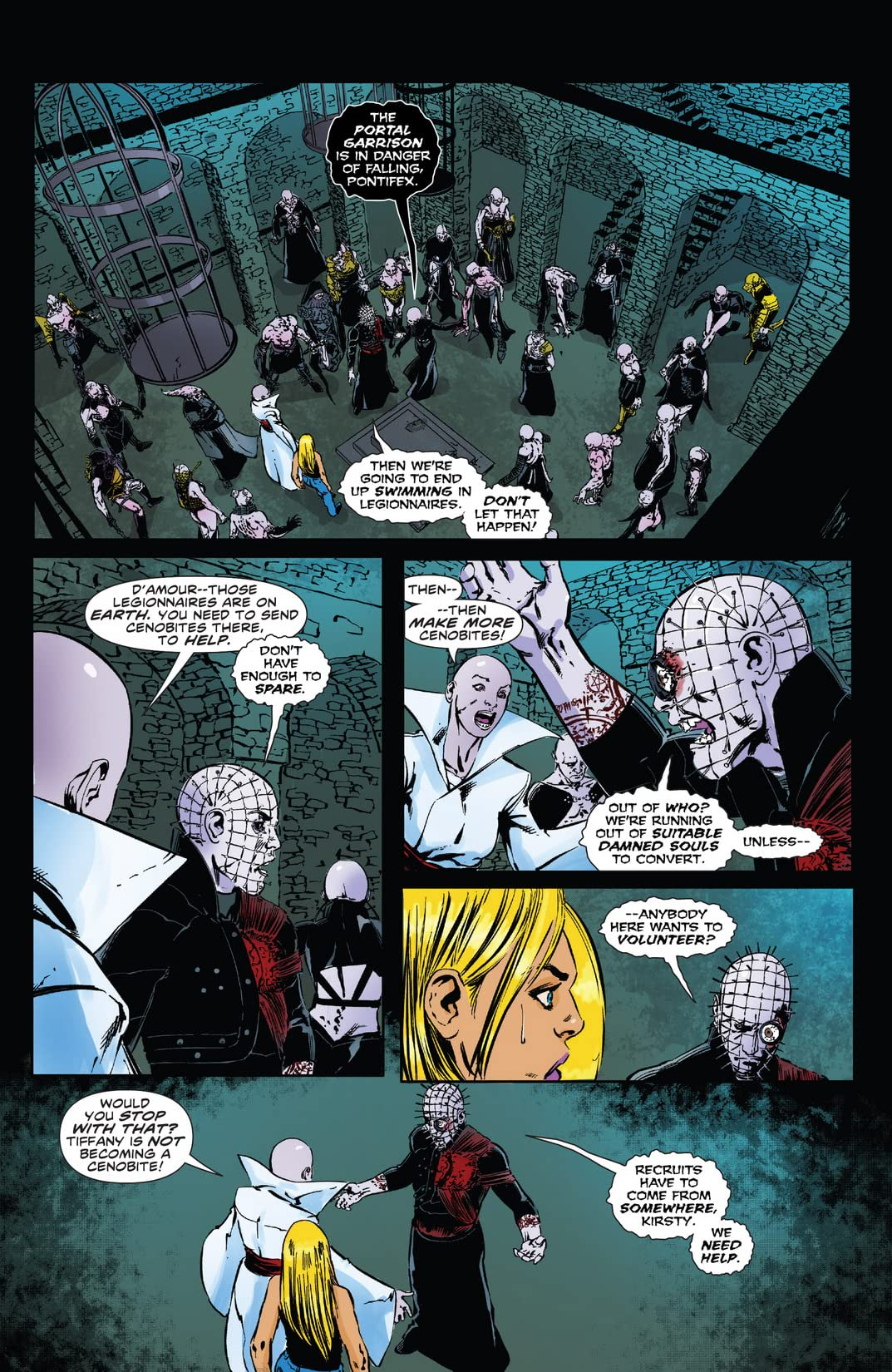 Hellraiser: The Dark Watch #11