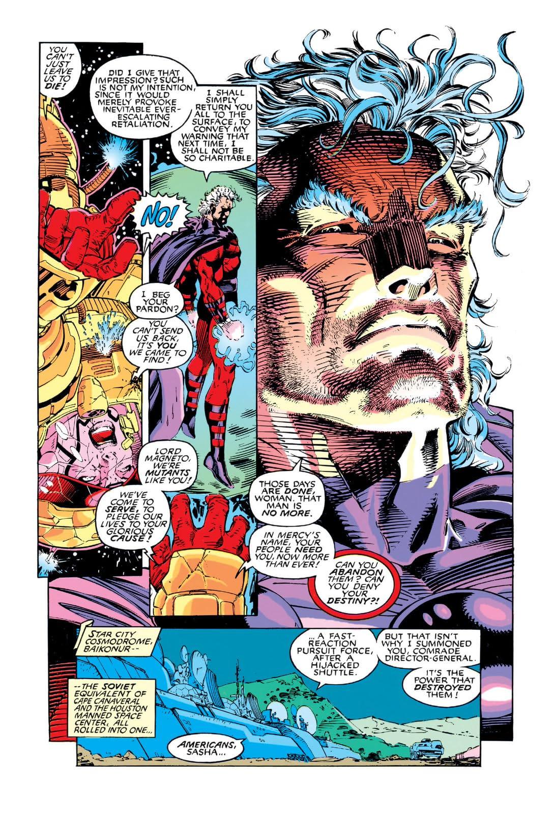 X-Men (1991-2001) #1
