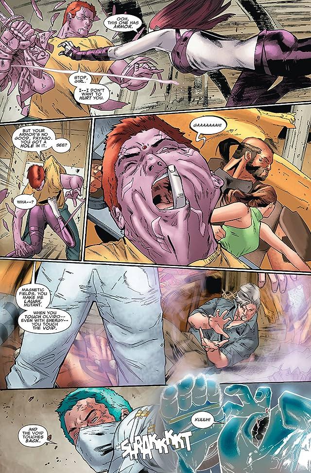 X-Men: Legacy (2008-2012) #240