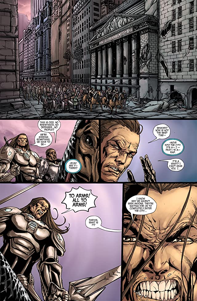 Last Reign: Kings of War #5 (of 5)