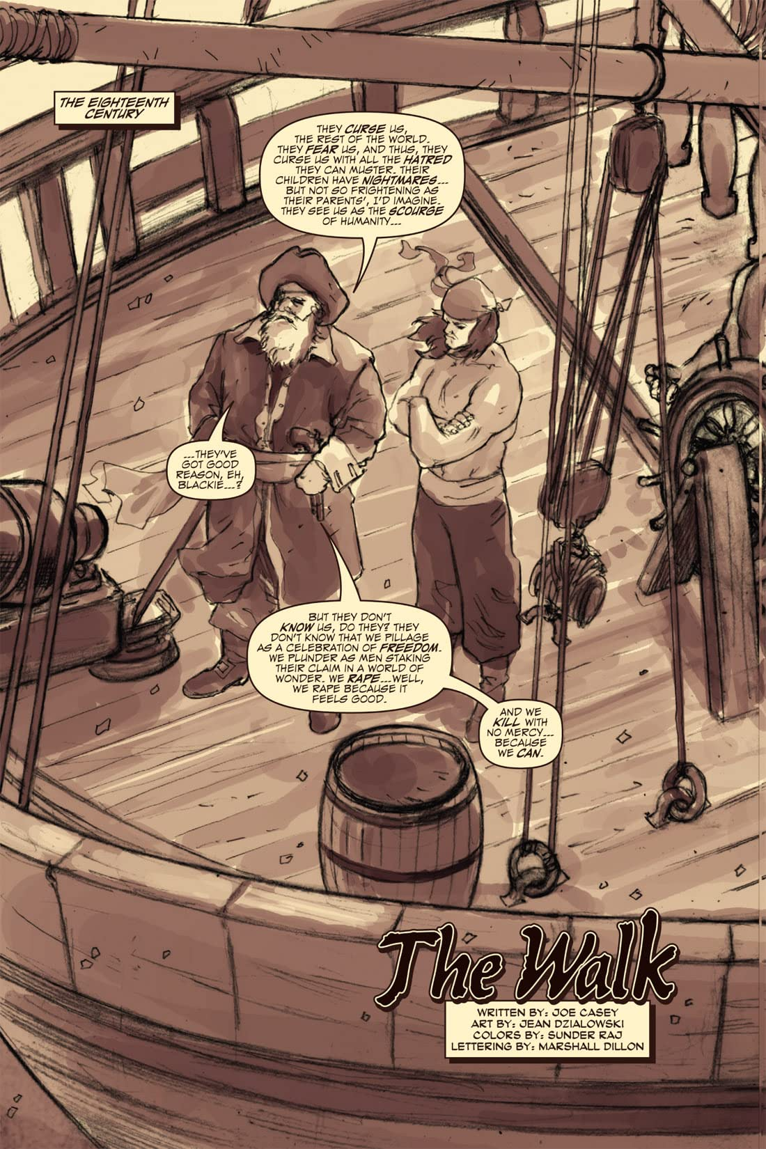 Pirate Tales #2 (of 2)