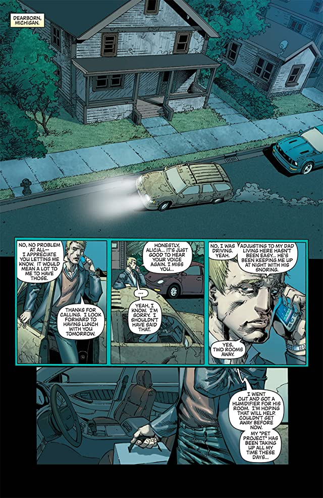 click for super-sized previews of Pilot Season: Stealth #1