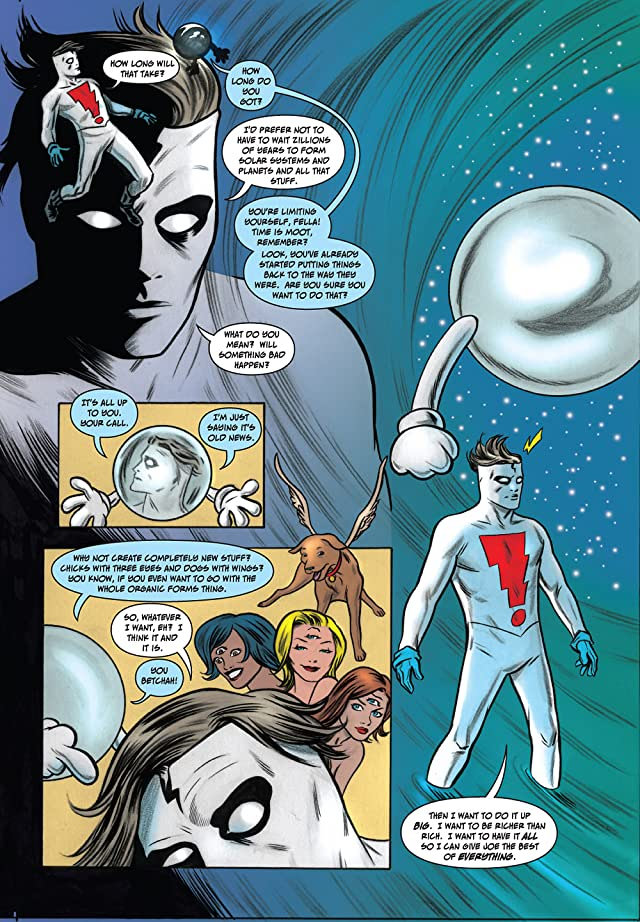 click for super-sized previews of Madman: Atomic Comics #2