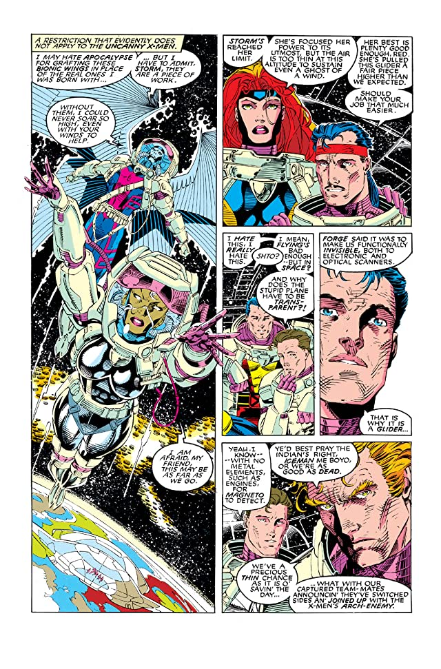 click for super-sized previews of X-Men (1991-2001) #3