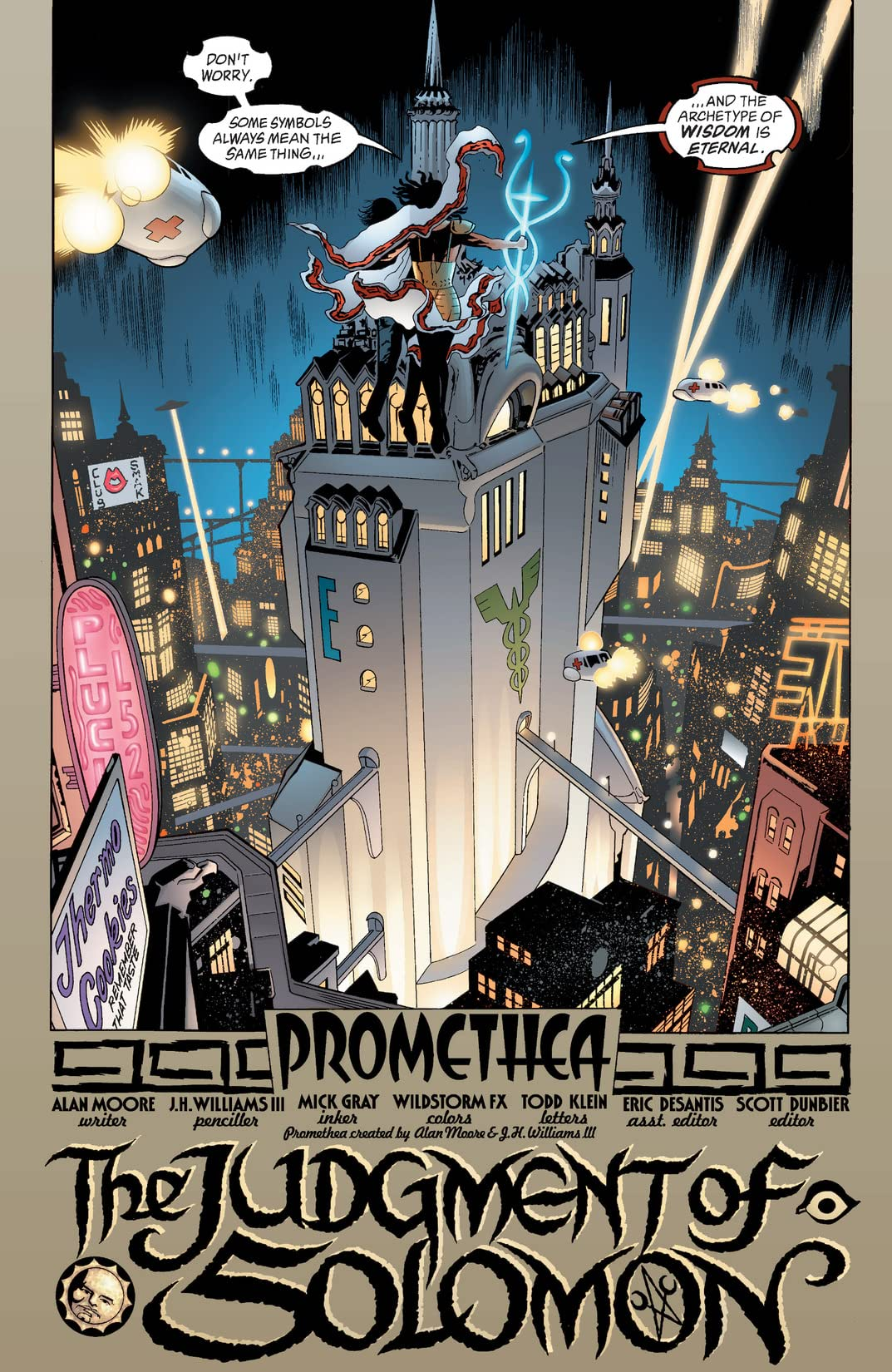 Promethea #2