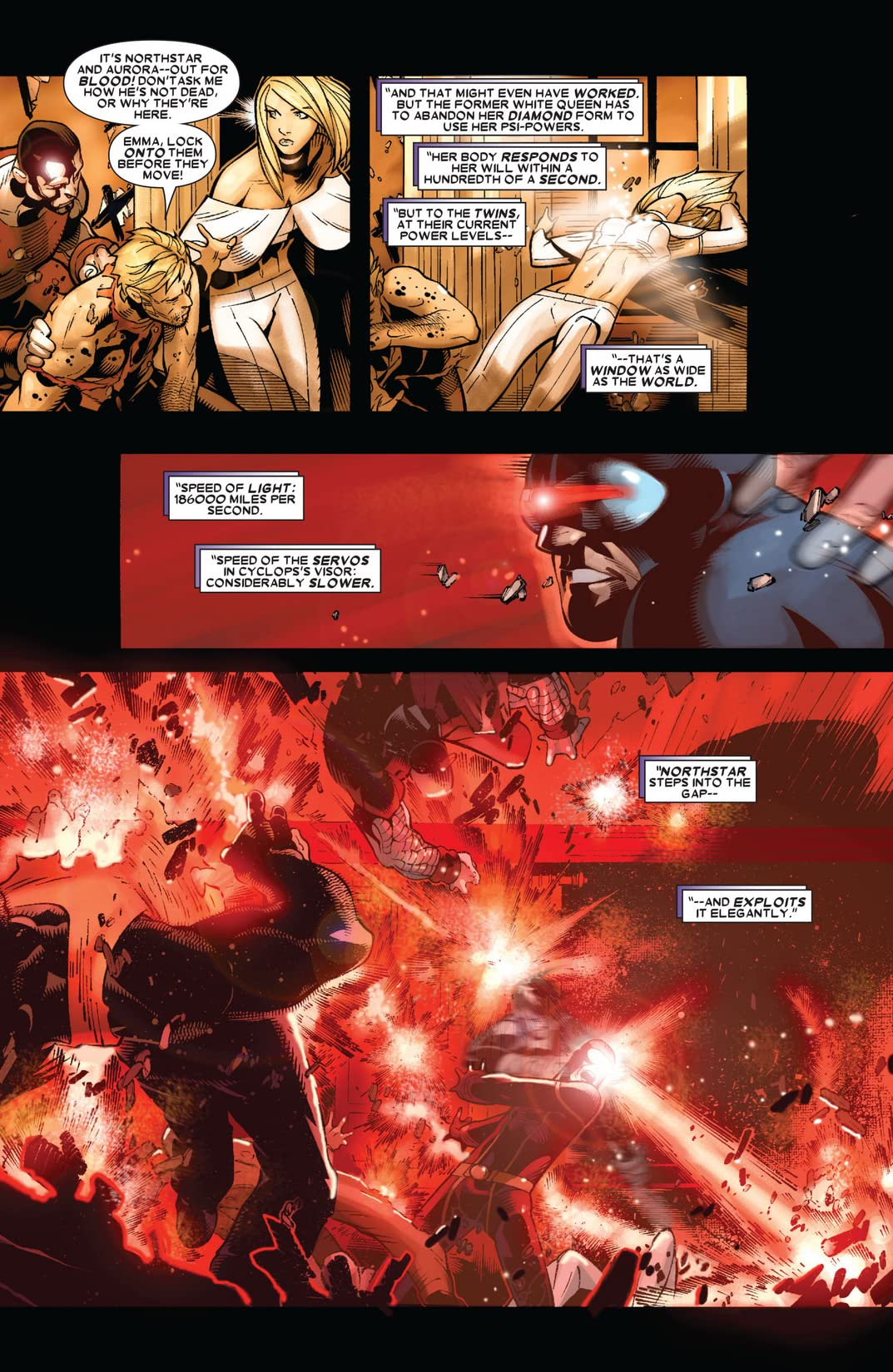 X-Men (2004-2007) #190