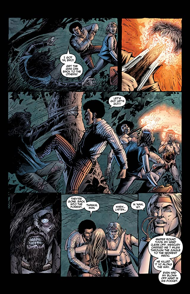 click for super-sized previews of Escape of the Living Dead: Airborne #3