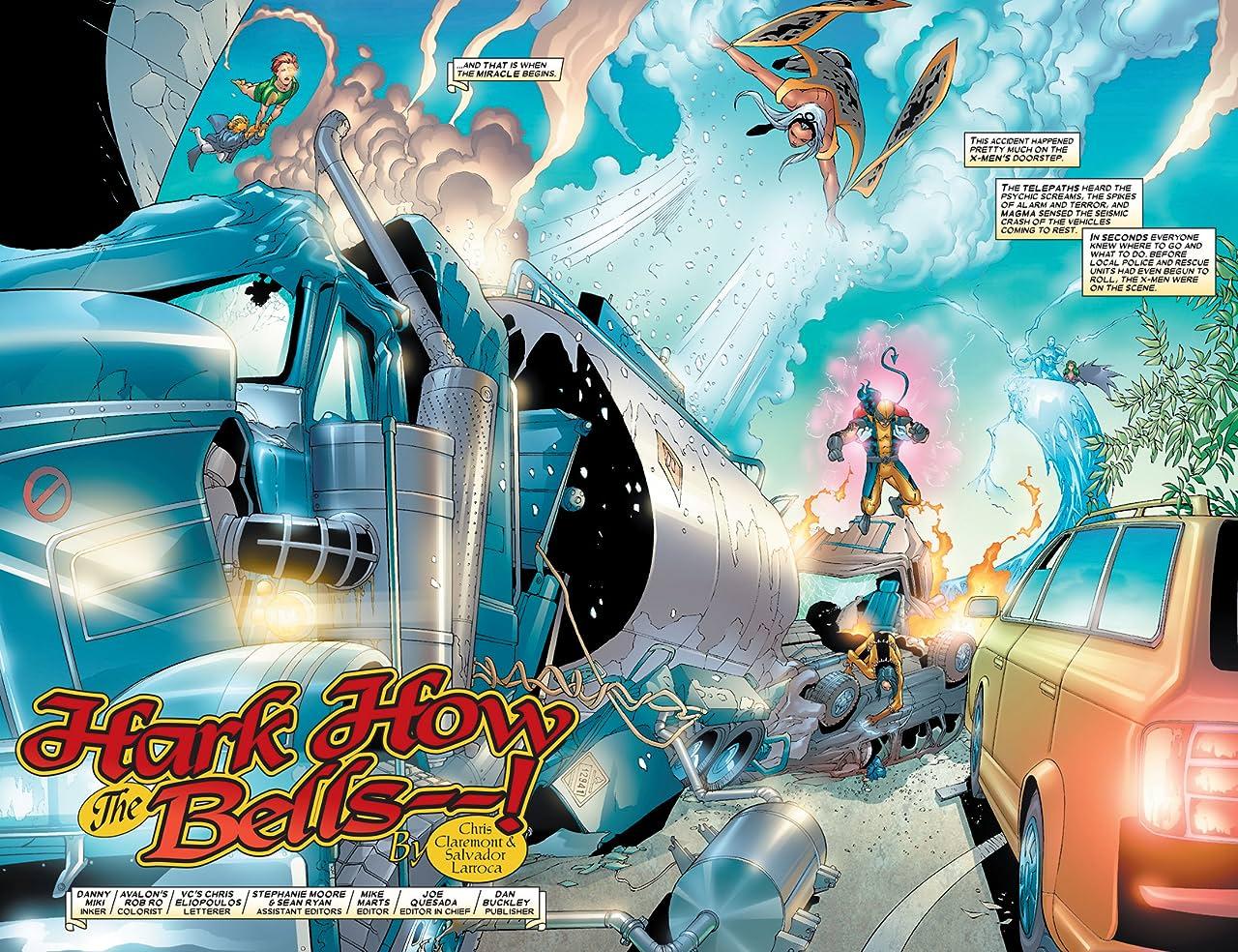 X-Men (2004-2007) #165