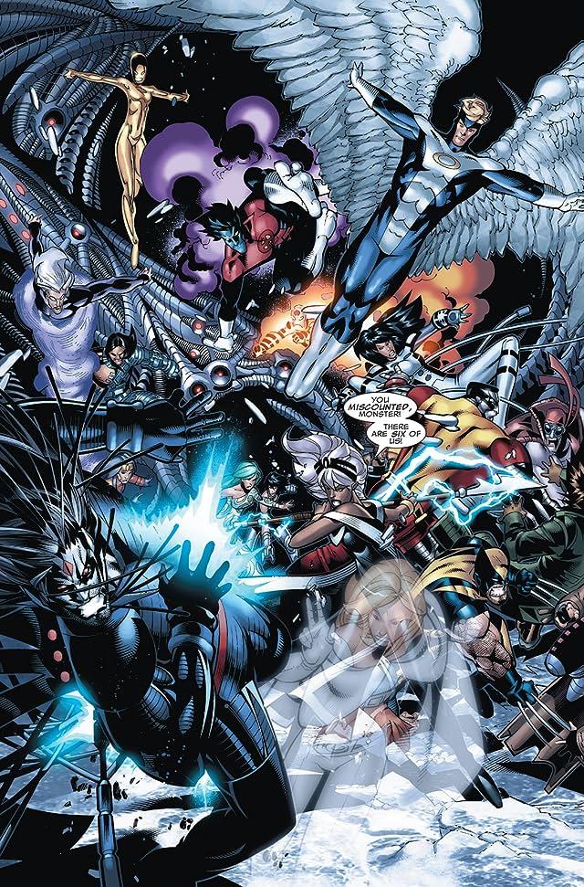 X-Men (2004-2007) #205